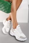 Białe Sneakersy Doreania
