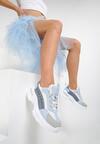 Niebieskie Sneakersy Brethose