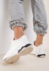 Białe Sneakersy Neririal