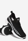 Czarne Buty Sportowe Strido