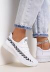 Białe Buty Sportowe Strido