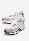 Białe Sneakersy Wherever I Go