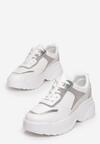 Białe Sneakersy Cricketflight