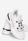 Białe Sneakersy Noonhold