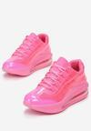 Fuksjowe Sneakersy Gineros