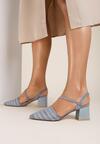 Niebieskie Sandały Kelalis