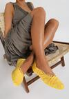 Żółte Balerinki Rustmire