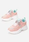 Różowe Sneakersy Euthiaphe