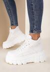 Białe Sneakersy Sylipe