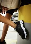 Czarno-Białe Sneakersy  Proudcloud