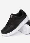 Czarno-Białe Buty Sportowe Greenfury