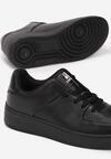 Czarne Buty Sportowe Greenfury