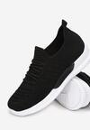 Czarne Buty Sportowe Lephanthe