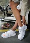 Białe Sneakersy Jenniny
