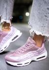 Różowe Sneakersy Avagune