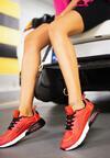 Czerwone Buty Sportowe Qinerris