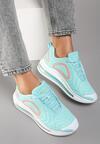Jasnoniebieskie Sneakersy Prosassea