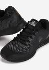 Czarne Buty Sportowe Ysersyss