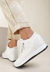 Białe Sneakersy I Surrender