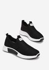 Czarne Buty Sportowe Daemnessa