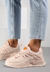 Różowe Sneakersy Atel