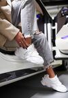 Białe Sneakersy Astemisia