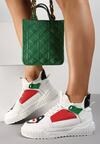 Białe Sneakersy Agathime