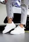 Białe Sneakersy Phaeladia
