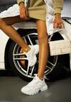 Białe Sneakersy Dorameia