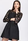 Czarna Sukienka Black Lady
