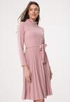 Różowa Sukienka For You