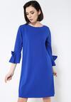 Kobaltowa Sukienka Phoenix