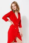 Czerwona Sukienka Born To Move