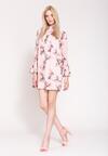 Różowa Sukienka Lady Bird's