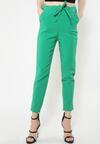 Zielone Spodnie Perfect Look