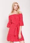 Czerwona Sukienka Arrogate