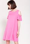 Różowa Sukienka Rejoice