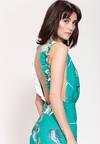 Zielona Sukienka Classy Look
