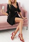 Czarna Sukienka Staying Classy