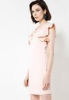 Różowa Sukienka Underline The Taste