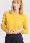 Żółty Sweter Importance