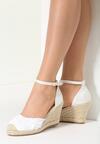 Białe Sandały Antidote