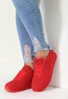 Czerwone Buty Sportowe 7 Compete