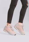 Różowe Buty Sportowe Cold Hands