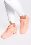 Pomarańczowe Buty Sportowe Classic Nilda