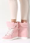 Różowe Sneakersy Zuzu
