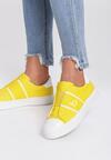 Żółte Buty Sportowe Yoko