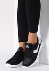 Czarne Buty Sportowe Fabulous