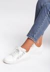 Białe Buty Sportowe Margaric