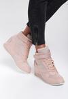 Różowe Sneakersy Fortunate